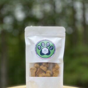 Live Rite 100mg Pet Treats - Pumpkin & Peanut Butter
