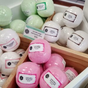 Live Rite Large Bath Bomb - 50mg - Various Scents