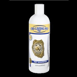 CBD Living Pet Shampoo 250mg