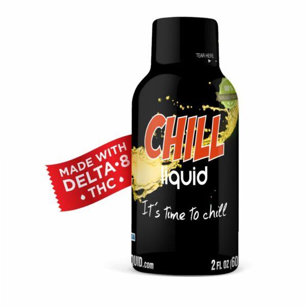 Chill Delta 8 CBD Shot 25mg