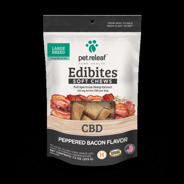 Pet Releaf Large Breed 150mg Edibites - Assorted Flavors