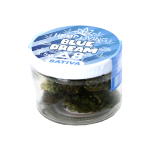 Hemp Living Delta 8 Green 3.5g Jar, Assorted Varieties