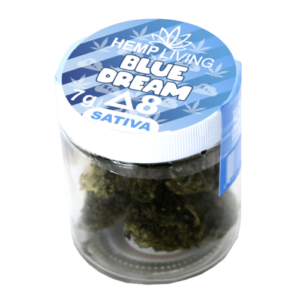 Hemp Living Delta 8 Green 7g Jar, Assorted Varieties