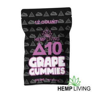 Hemp Living Delta 10 Gummies